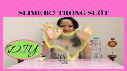 How to make butter slime Hướng...
