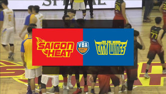 Highlights Game 19 VBA 2018  HCMC...