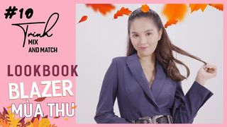 Ngọc Trinh - Mix and Match 10 |...