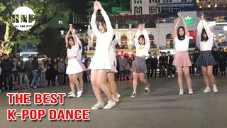 The best K-Pop dance - Mới có...