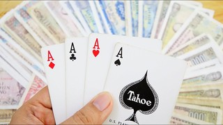 MAGIC!!! How To Cheat at The Card...