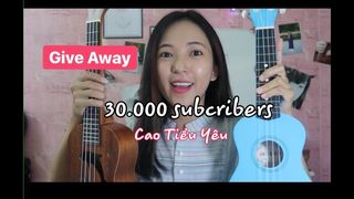 Kết quả Give Away 30.000 subs...