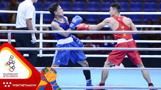 SEA Games 30: Boxing Việt Nam...
