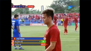 Highlights   U22 Việt Nam - U22...