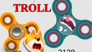 Top Game Android, Ios - TROLL SPINNER...