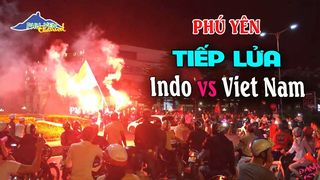 PHU YEN Channel - Indonesia vs Vệt...