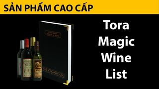 Tora Magic Wine List