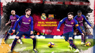 Barcelona bám đuổi Real Madrid...