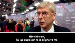 [Thể thao 360] Wenger - 'Tôi...