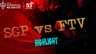 Highlights SGP vs FTV 27.03 (Game 3,4...