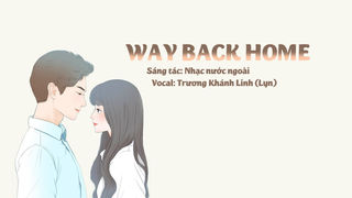 Way Back Home - Cover: Trương...