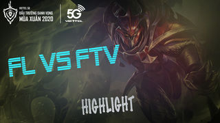 Highlights FL vs FTV 01 - 05 (Game 1...