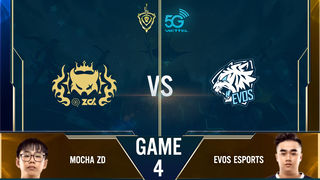Highlight Game 4 - EVS vs MZD -...