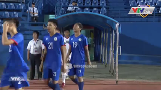 Highlight Philippines 4 - 1 Brunei