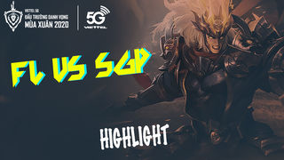 Highlights FL vs SGP 24 - 05 (Game 3...
