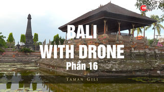 BALI WITH DRONE - Phần 16