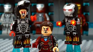 LEGO Iron Man vs Evil Iron Man #2 |...