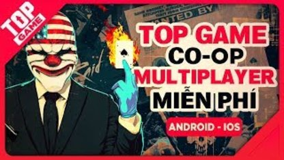 Top Game Mobile Co-Op, Multiplayer...