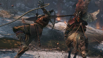 SEKIRO- SHADOW DIE TWICE - Đánh...