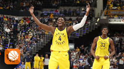 Best of the Indiana Pacers tại mùa...