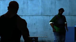 GTA 5 Franklin, Michael and Trevor Five Star Escape From The LAND
