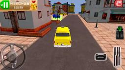 Taxi City Driving My Holiday Car...