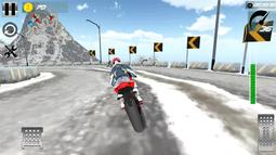 Fast Motor Bike Rider 3D Gameplay...