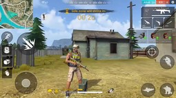 Free Fire Battlegrounds Gameplay...
