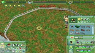 Zoo Tycoon 2 Part 10 ANIMALS TO EAT...