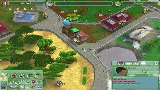 Zoo Tycoon 2 Part 9 STUPID GUESTS...