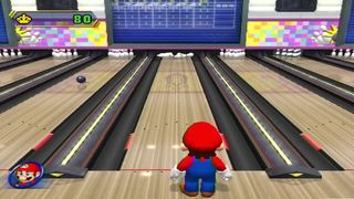 Game Mario Evolution of Bowling...