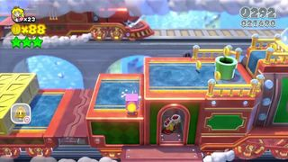 Super Mario 3D World World 3 100...