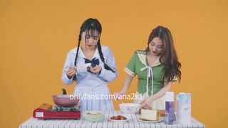 Y2mate.com Pretty girl cooking ep 24...
